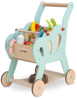 Le Toy Van Honeybake Shopping Trolley
