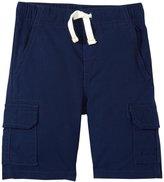 Carter's Mid Tier Shorts (Toddler/Kid) - Navy-4