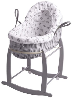 Rachel Riley Bunny Bassinet with Stand
