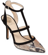 Vince Camuto Starina Pointed-Toe Caged Pumps