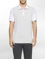 Calvin Klein Performance Cool Tech Polo Shirt