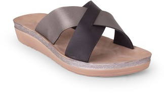 Wanted Slip on Strappy Sandals - Heidi