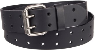 Dickies Men's Perforated Leather Belt