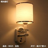 YYHAOGE Pull Switch Wall Lamp Bedroom Living Room Led Bedside Lamp Study Staircase Passage Balcony Light ,ch)