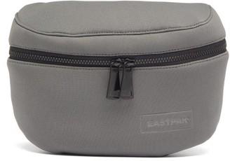Eastpak Bane Padded-jersey Cross-body Bag - Mens - Grey