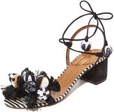 Aquazzura Tropicana 50 Sandals