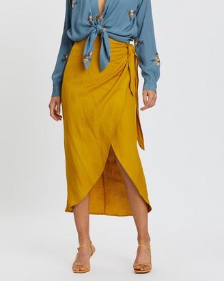 Capulet Malia Wrap Skirt