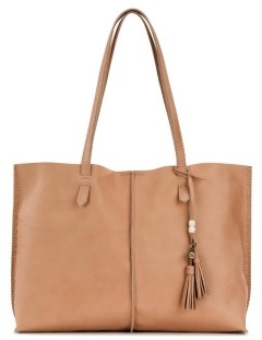 The Sak Natural Leather Tote