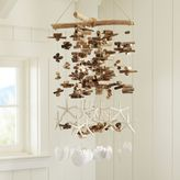 PBteen Driftwood + Starfish Mobile
