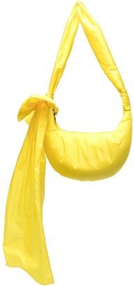 Red(V) Long Bow Ribbon Shoulder Bag
