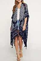 Love Stitch Lovestitch The Kelly Kimono