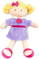 Doudou Et Compagnie 11'' Little Miss Lavender Orchid Doll