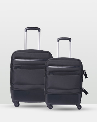 Echolac Japan Glasgow Echolac Soft 2 Piece Luggage Set