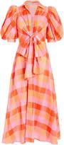 Silvia Tcherassi Perth Checked Dress