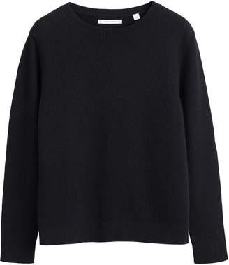Parker Chinti & Black Cashmere Boxy Sweater