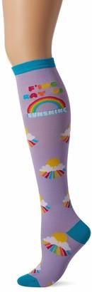 K. Bell Socks K. Bell Women's Novelty Casual Knee High Socks