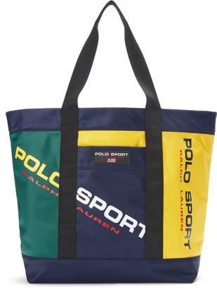 Ralph Lauren Nylon Polo Sport Tote