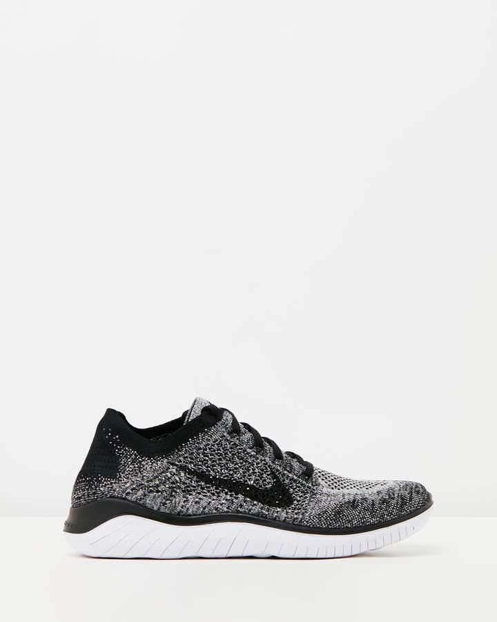 Nike Free Run Flyknit 2018 Running Shoes - Men's