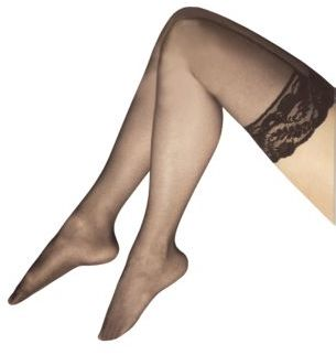 Berkshire Plus Romantic Lace Top Thigh Highs