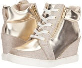 Stuart Weitzman Vance Zipper Girl's Shoes
