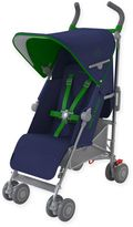 Maclaren 2016 Quest Stroller in Medieval Blue/Jelly Bean Green