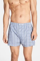 Nordstrom Classic Fit Cotton Boxers (3 for $39.50)
