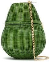 Serpui Marie straw bag