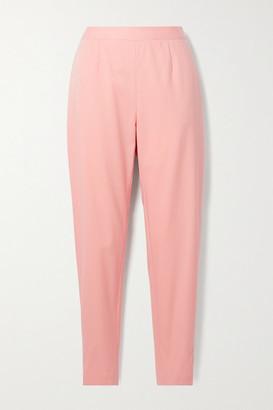 Altuzarra Ena Wool-blend Skinny Pants - Pastel pink