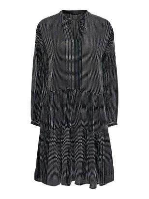 Only Women's Onlnew Athena L/S Dress WVN