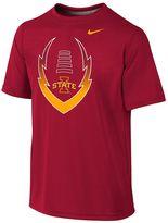Nike Boys 8-20 Iowa State Cyclones Football Legend Icon Dri-FIT Tee