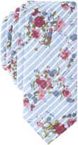 Original Penguin Men's Hipoint Floral Skinny Tie