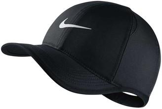 Nike Boys AeroBill Featherlight Cap Black / White OSFA