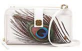 Elliott Lucca Theo Peacock Convertible Cross-Body Bag