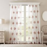 Bombay Massa Embroidered Sheer Curtain