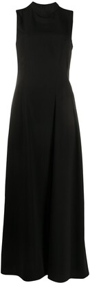 MM6 MAISON MARGIELA Sleeveless Pleated Details Dress