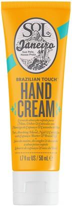Sol De Janeiro Brazilian Touch Hand Cream