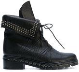 Stuart Weitzman Yada studded boots