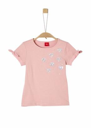 S'Oliver Girl's 58.911.32.5847 T-Shirt