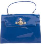 Vivienne Westwood Patent Leather Handle Bag