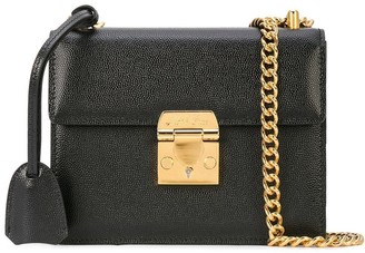 Mark Cross Chain Strap Shoulder Bag