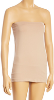 Nude Long Strapless Firm Compression Shaping Camisole - Plus Too