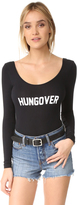 Private Party Hungover Long Sleeve Bodysuit