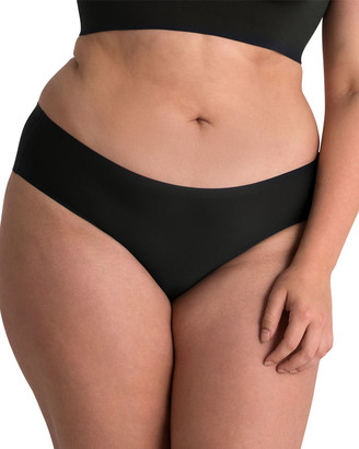 Evelyn & Bobbie Mid-Rise Hipster Briefs 2-Pack