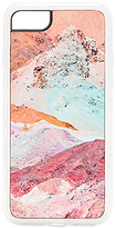Zero Gravity Echo iPhone 6/7 Case in Pink.