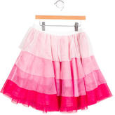 Kate Spade Girls' Tulle Tiered Skirt w/ Tags