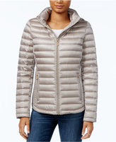 Tommy Hilfiger Hooded Puffer Jacket, Only at Macy's