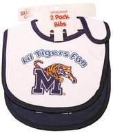 Bed Bath & Beyond University of Memphis 2-Pack Infant Bib