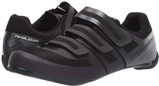 Pearl Izumi Quest Road Cycling Shoe (Black/Black) Men's Cycling Shoes