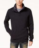 Superdry Men's Quarter-Snap Sweatshirt