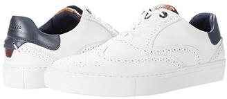 Ted Baker Dennton (White) Men's Shoes